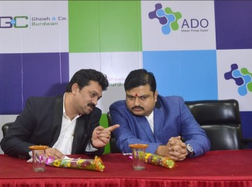 Annual Dealers' Meet - 2015 of Ghosh & Co (Burdwan)